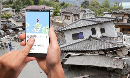 Pendeteksi Gempa Paling Akurat di Android