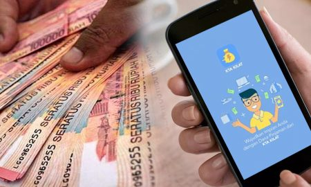 Aplikasi Pinjam Uang Online