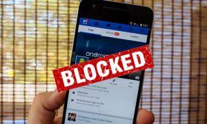 Cara Blokir Facebook Teman/Orang Lain di HP dan PC