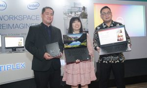 Dell Memperkenalkan Portofolio PC