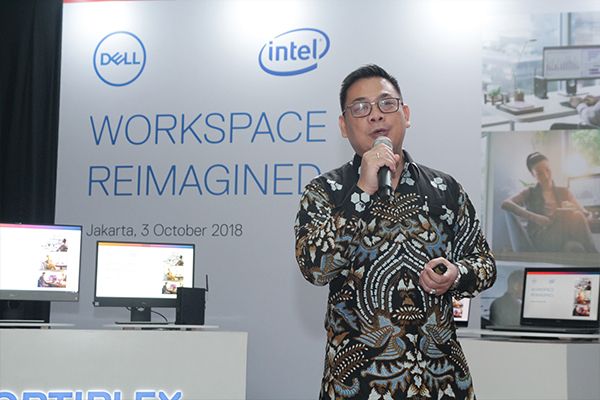 Primawan Badri, Commercial Client Solutions Director, Dell Indonesia