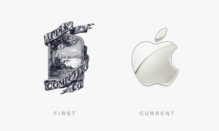 Perubahan Logo Perusahaan Teknologi