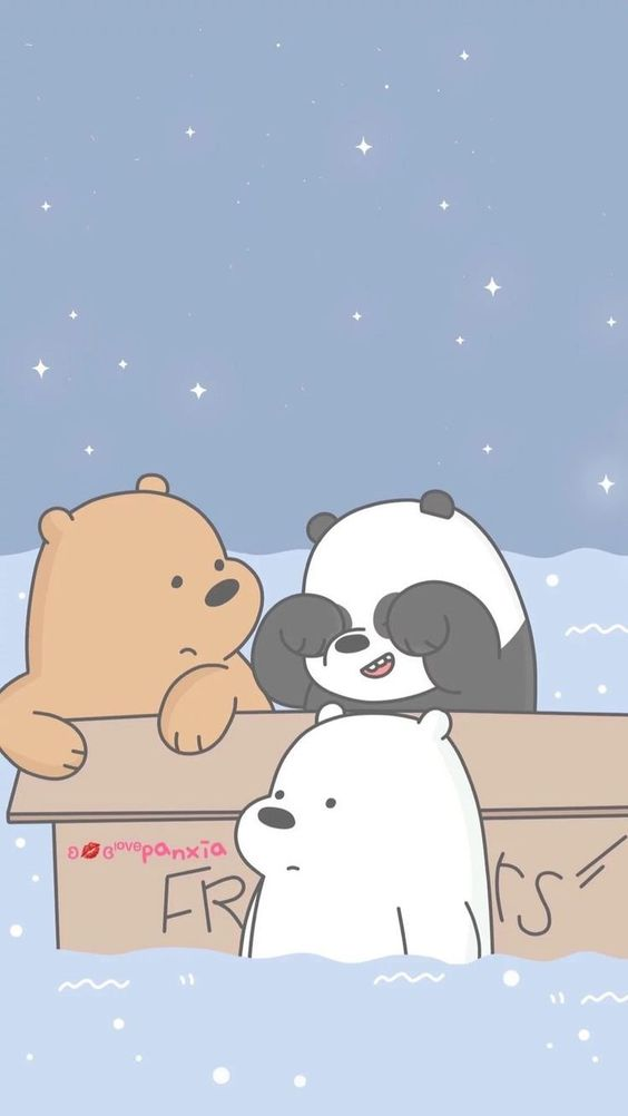 Two Dolls and Pandas