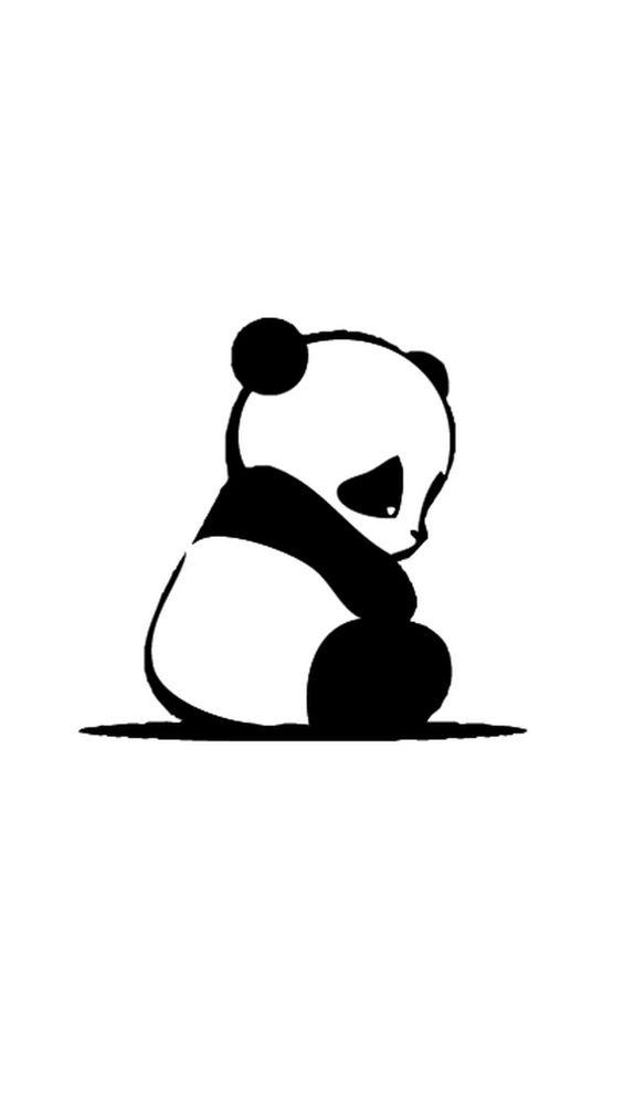 Alone Panda
