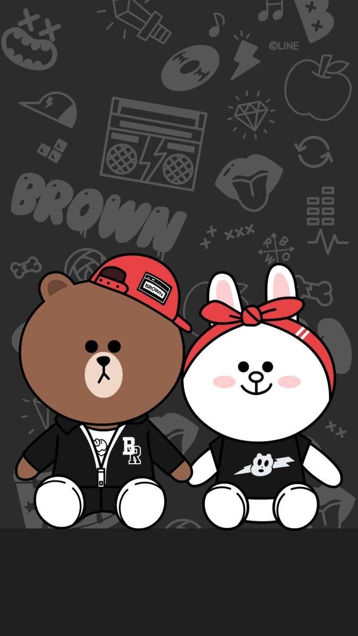 Brown Cony Hip Hop