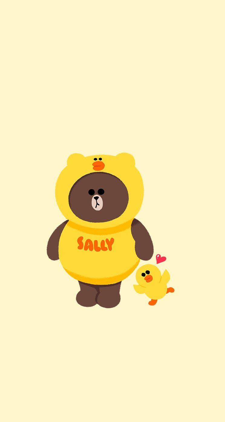 Brown and Sally