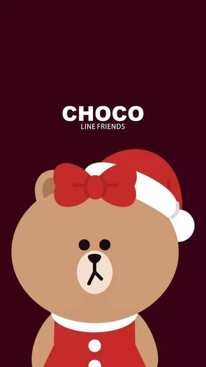 Choco LINE Friends