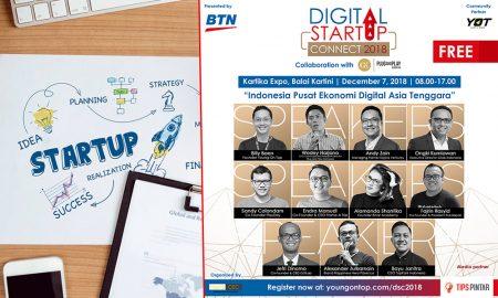 Digital Startup Connection 2018