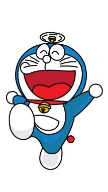 Doraemon Bahagia