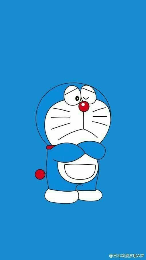 Doraemon Ngambek