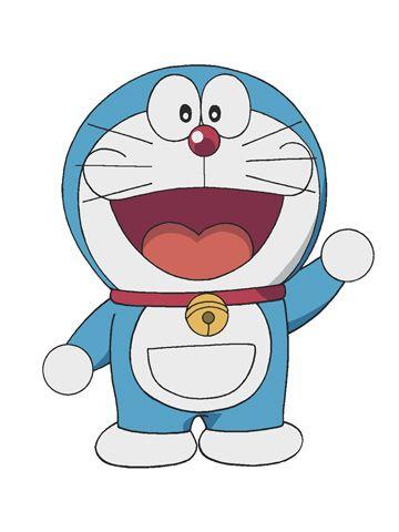 Doraemon Say Hello