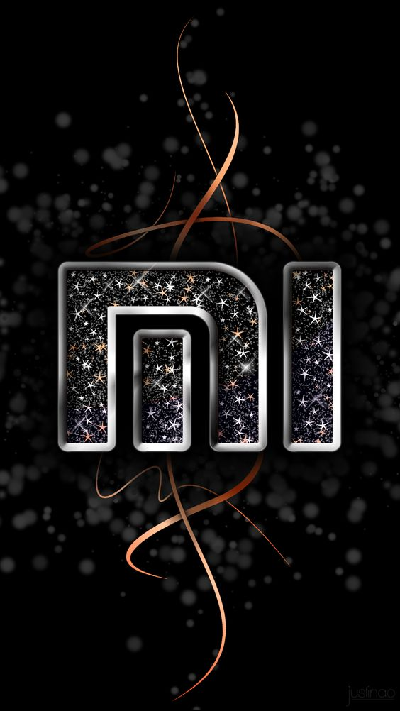 Fancy Xiaomi Logo