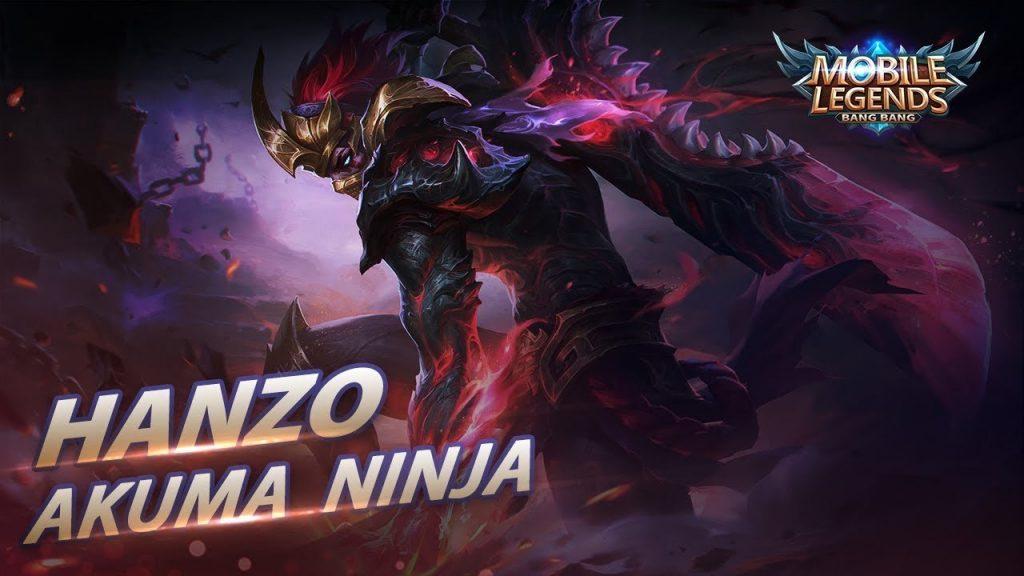 Hanzo Akuma Ninja