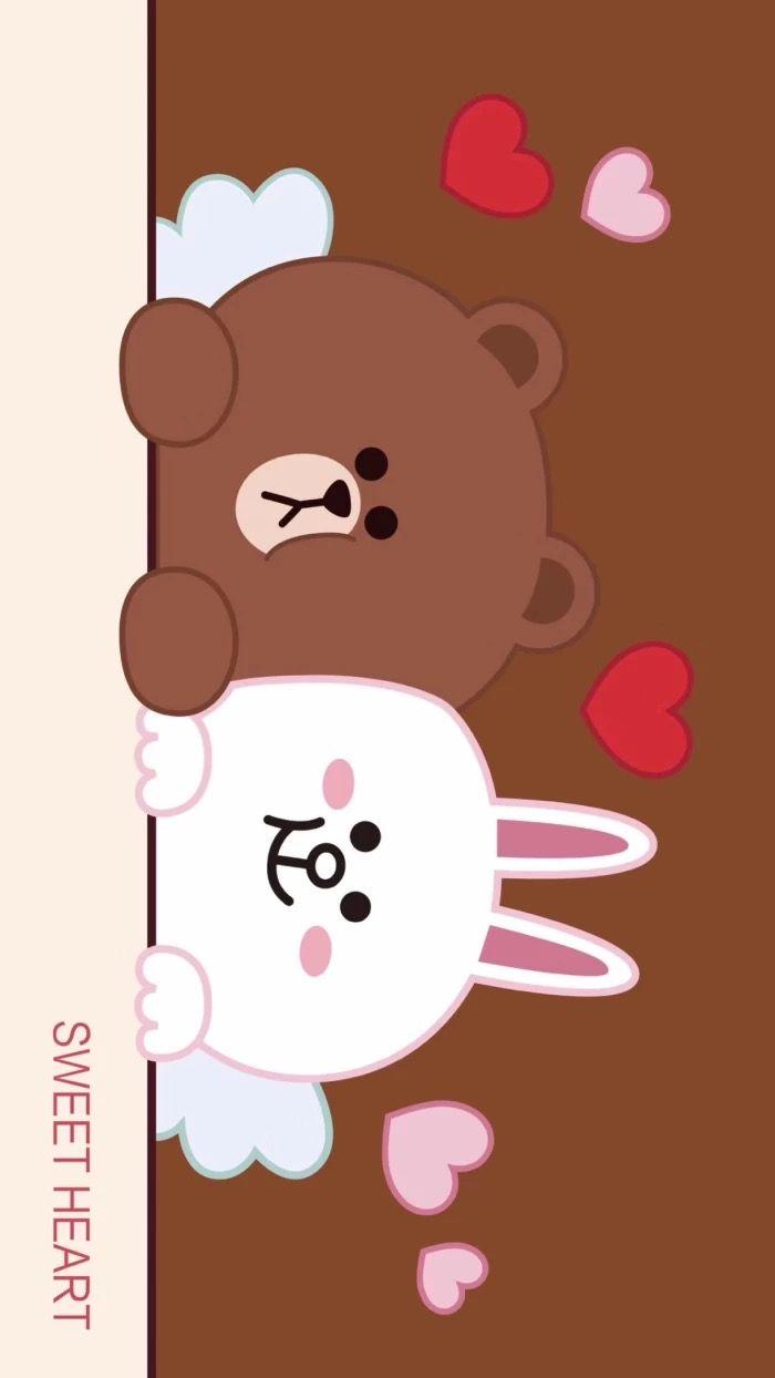 LINE Sweet Heart