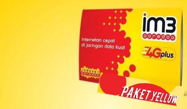 Paket Indosat Yellow