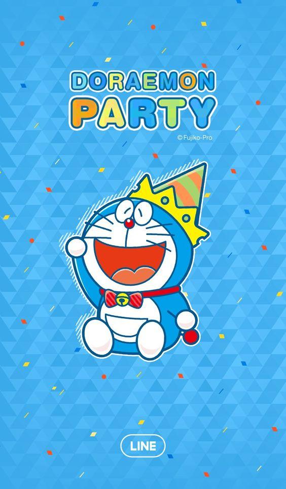 Party Doraemon