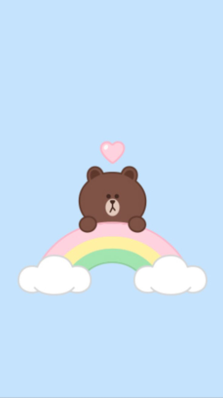 Rainbow Brown