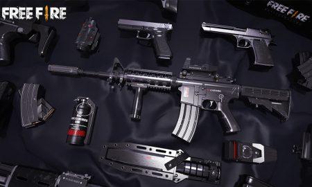 Senjata Free Fire Paling Sakit