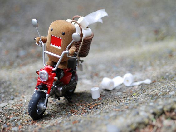 Small Motorbike