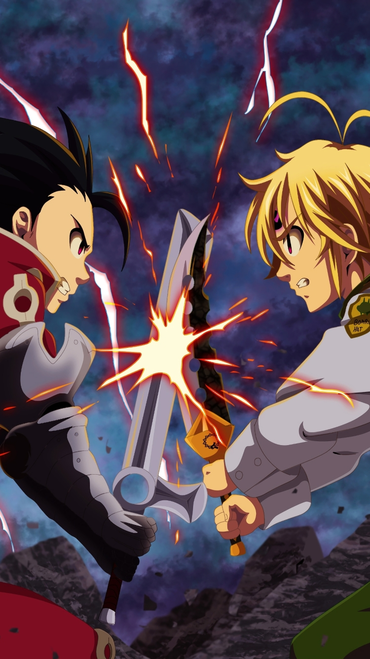 Wallpaper Anime - The Seven Deadly Sins