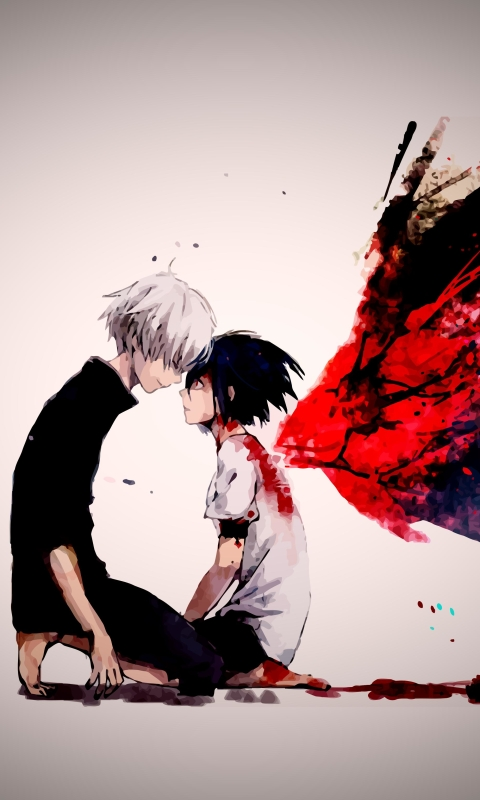 Wallpaper Anime - Tokyo Ghoul