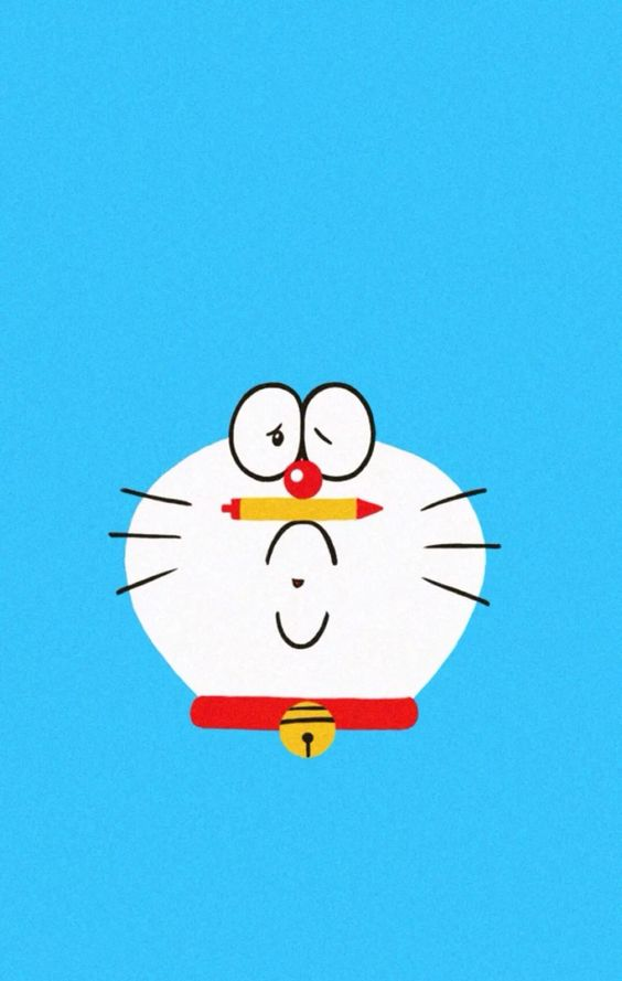 Wajah Doraemon