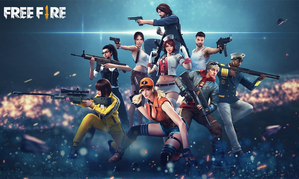 Wallpaper Free Fire