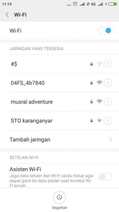 Cara Mempercepat Koneksi WiFi di Android dan PC