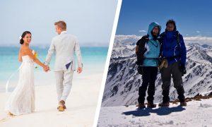 Anak Gunung VS. Pantai, Siapa yang Lebih Romantis