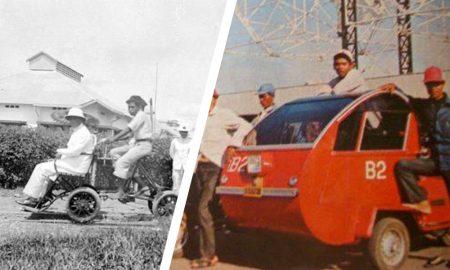 Angkutan Umum yang Sudah Punah di Indonesia