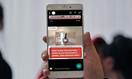 Cara Membuat Video Status WhatsApp Agar Tidak Terpotong