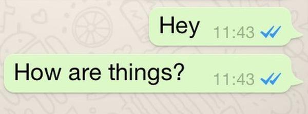 Cara Menampilkan Status 'Centang Biru' Setelah Balas Chat WhatsApp