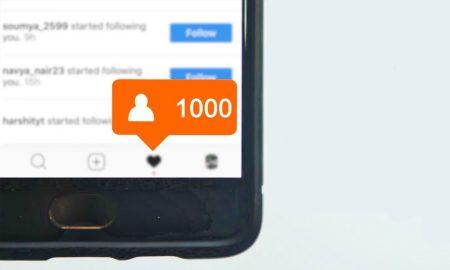 Tips Dapat 1.000 Followers Instagram