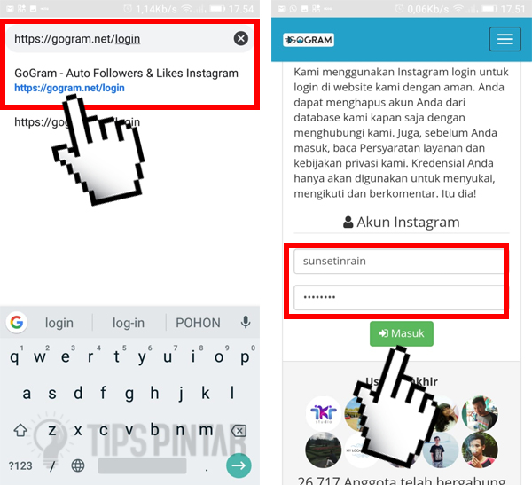 Tips Dapat 1.000 Followers Instagram