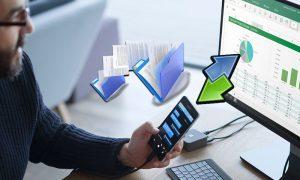 Cara Transfer File dari PC ke Android