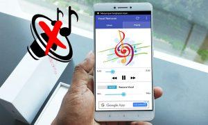 Cara Menghapus Musik pada Lagu di Android