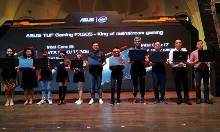 ASUS Perkenalkan Laptop Gaming Baru