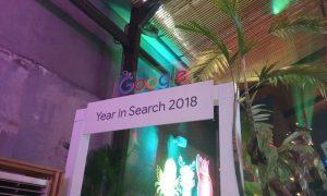 Google In Year 2018