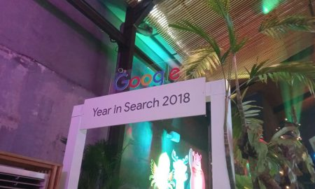 Google In Year 2018