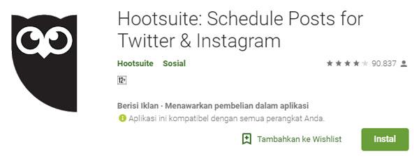 Aplikasi Update Foto Instagram Otomatis