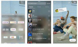 Cara Menambahkan Musik di Instagram Story