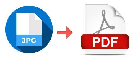 Cara Mengubah JPG ke PDF Secara Online dan Offline