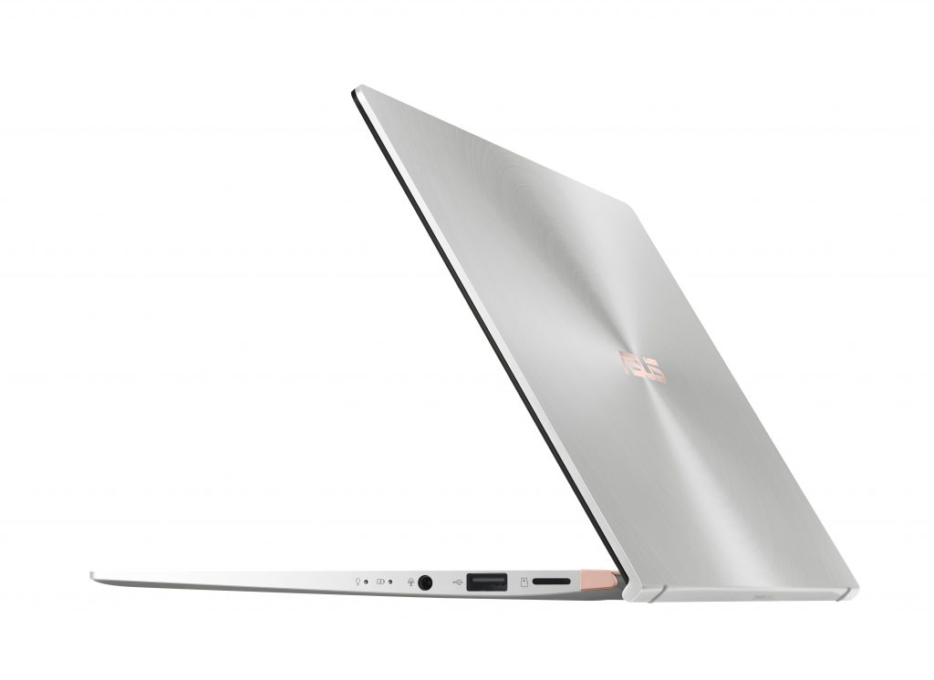 Zenbook UX333 Icicle Silver