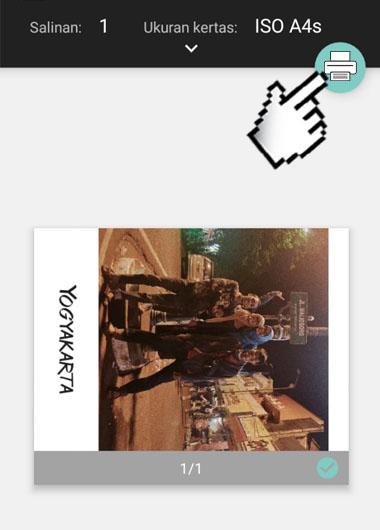 Cara Membuat dan Cetak Foto Polaroid