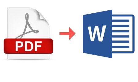 Cara Convert File PDF ke Word