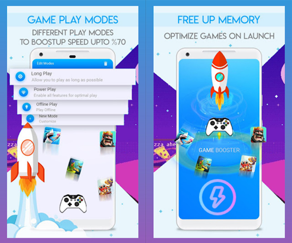 Game Booster - Play Speed Games Faster pro 2019