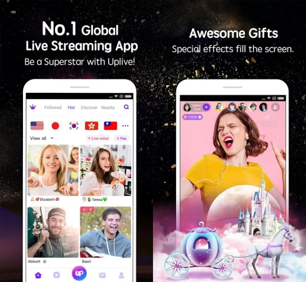 10 Aplikasi Live Streaming Tanpa Banned di Android
