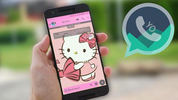 Kumpulan Aplikasi WhatsApp Transparan