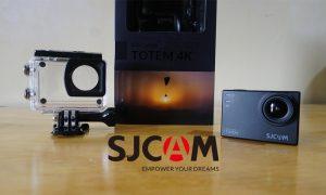 SJCAM ION Totem 4K