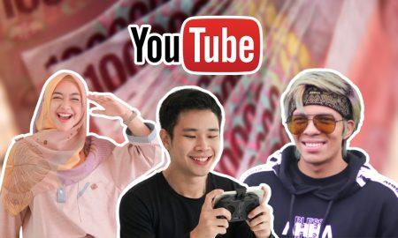 Berapa Gaji YouTuber Pemula di Indonesia